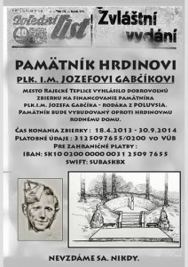 gabcik_sbirka