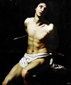 Svatý Sebastián