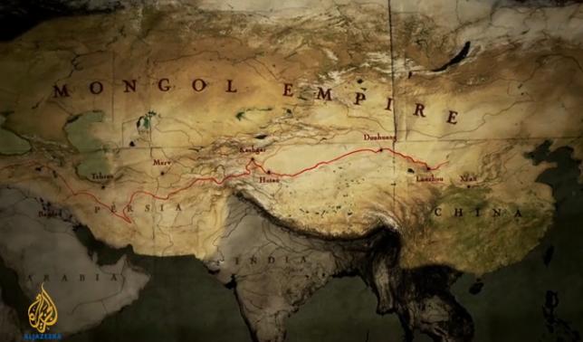 Marco Polo dokument Al Jazeera