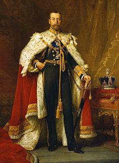 Král Jiří V.