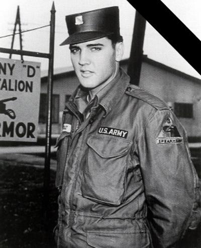 Elvis Presley v armádě