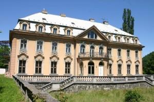 Ústí  nad Labem 1837, vila