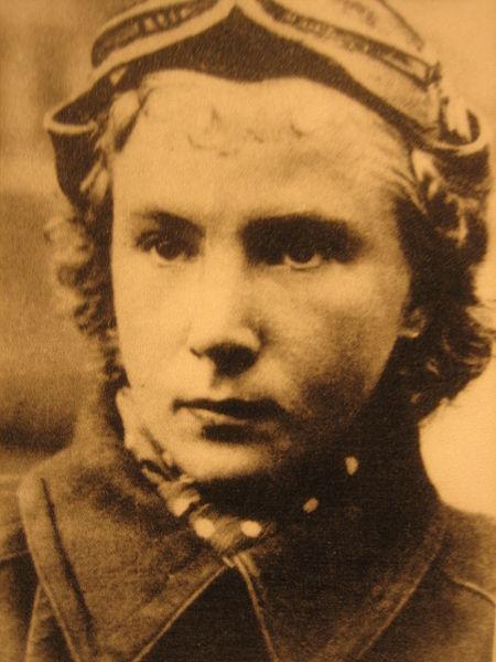 Lidia Litvjaková - sovětské stíhací eso