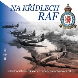 Audiokniha Na křídlech RAF