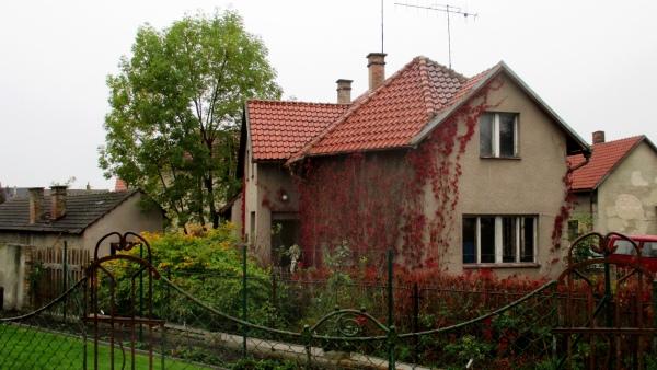 Dům Jana Palacha ve Všetatech