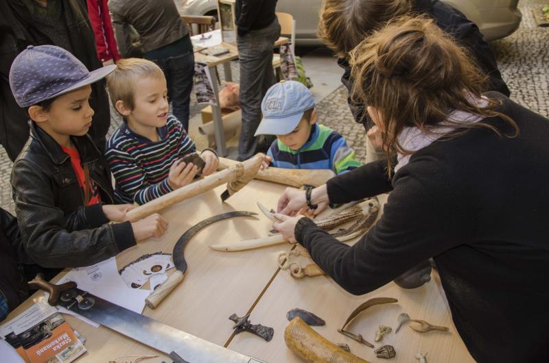 Archeologie pro děti