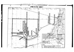 Mapa a časový plán incidentu