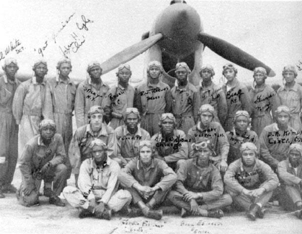Stíhači z Tuskegee