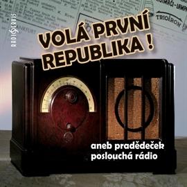 Audiokniha Volá první republika