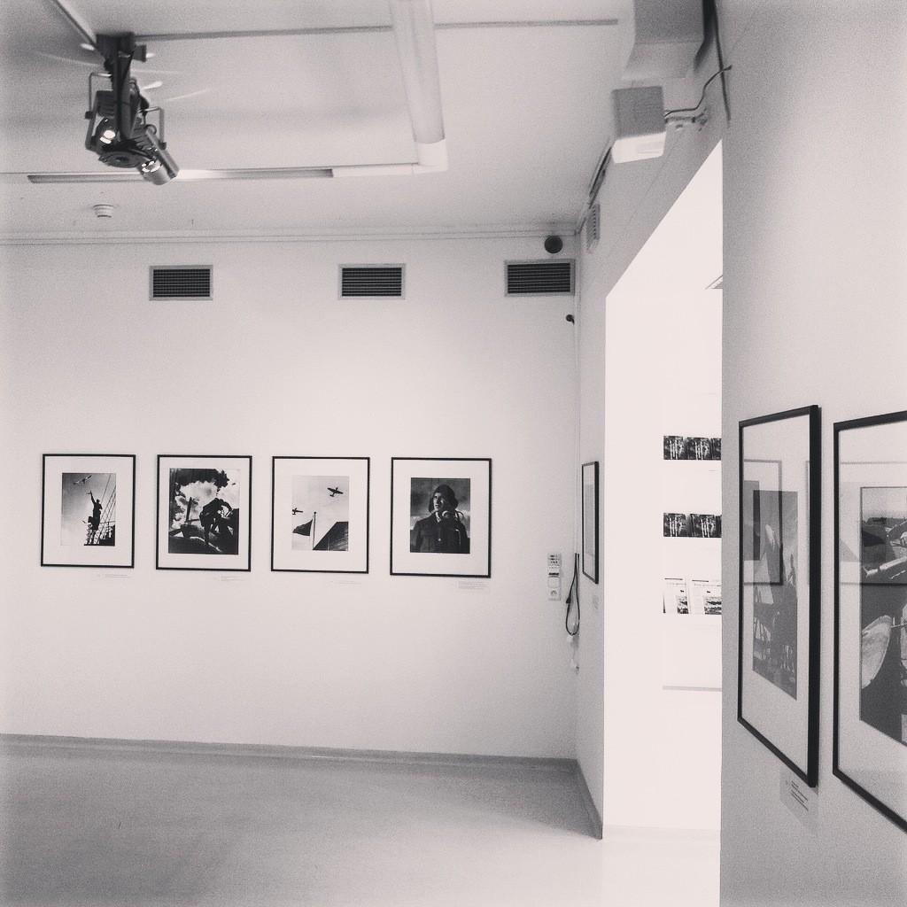 Výstava Perutě v Praze