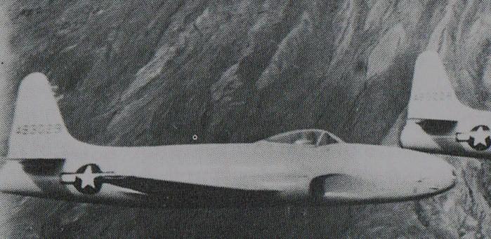 Lockheed P-80 Shooting Star 44-83029