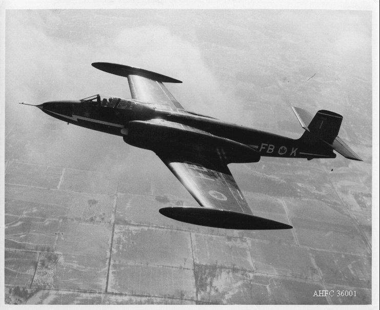 A. V. Roe CF-100