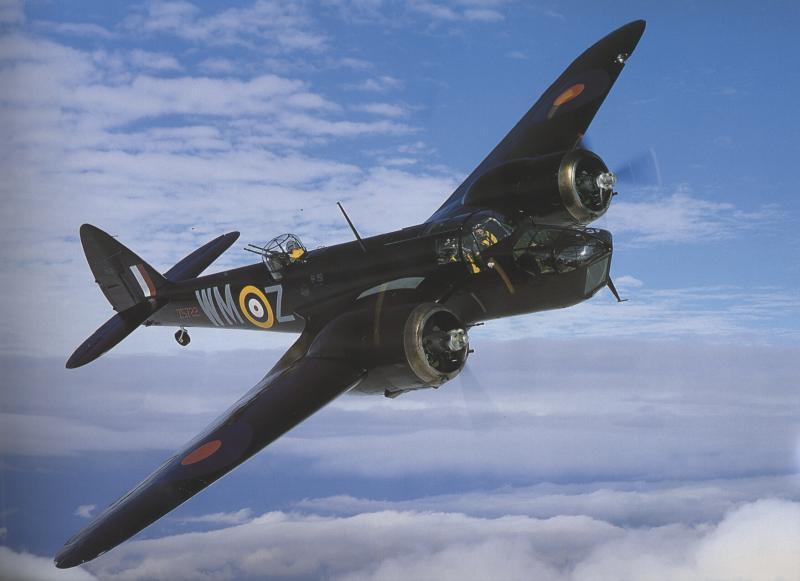 Bristol Blenheim Mk IVF