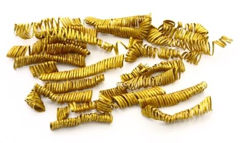 Zlatý poklad objevený v Dánsku