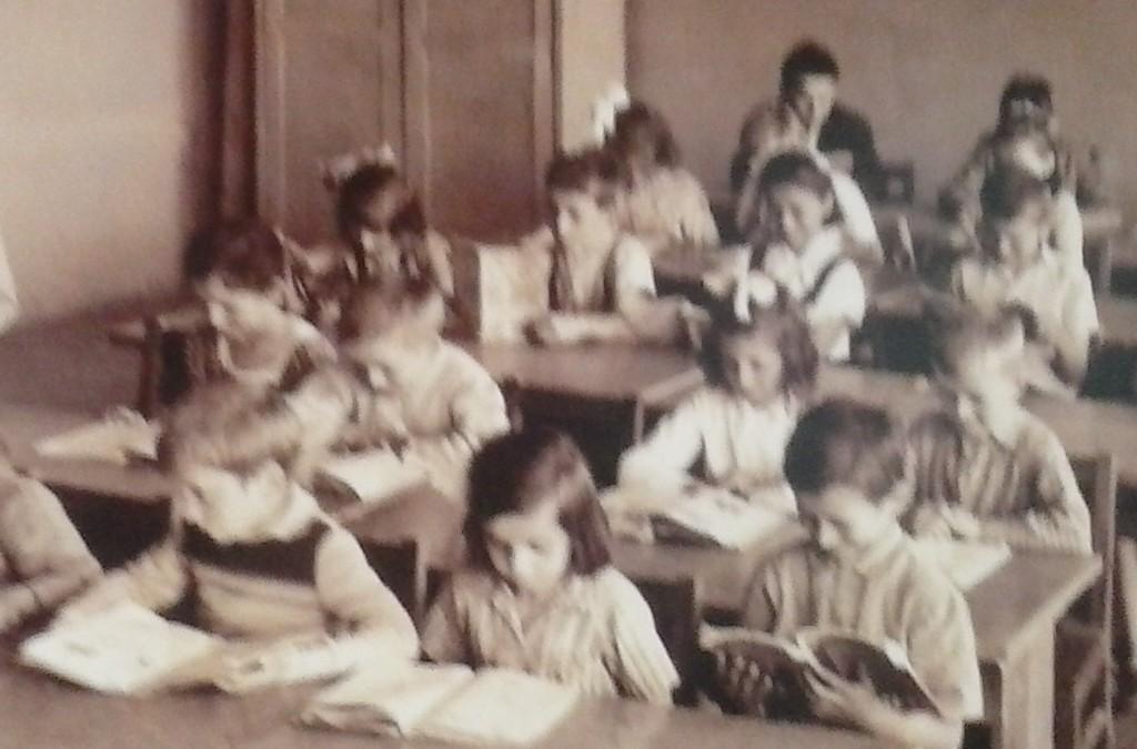 Škola v Žejane