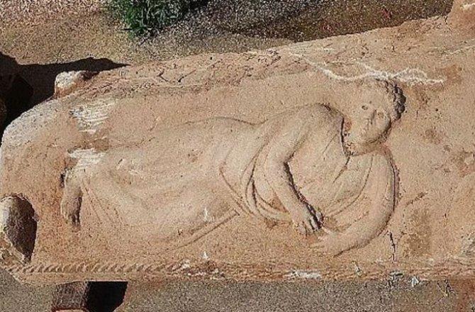 Římský sarkofág