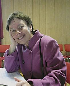 Sirrka Ahonenová, foto: gaudeamus.fi