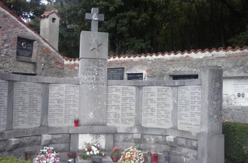 Pamätník v Lipe