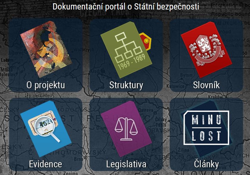 iBadatelna.cz - nový web o StB