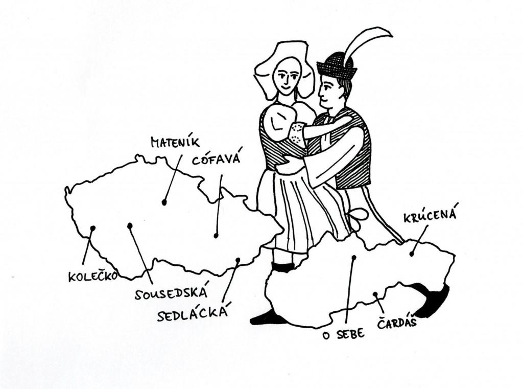 Folklórní taneční
