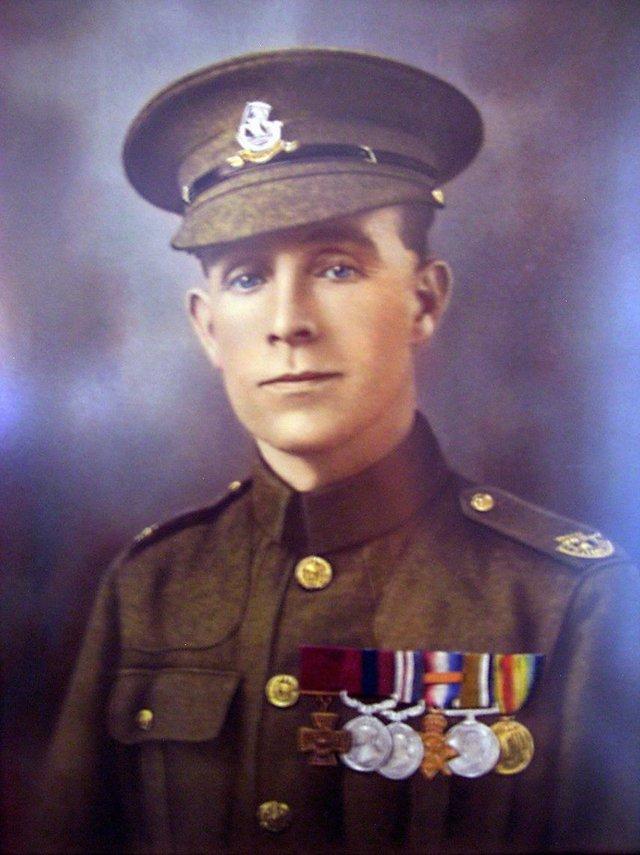 Henry Tandey, muž, který nedorazil Hitlera
