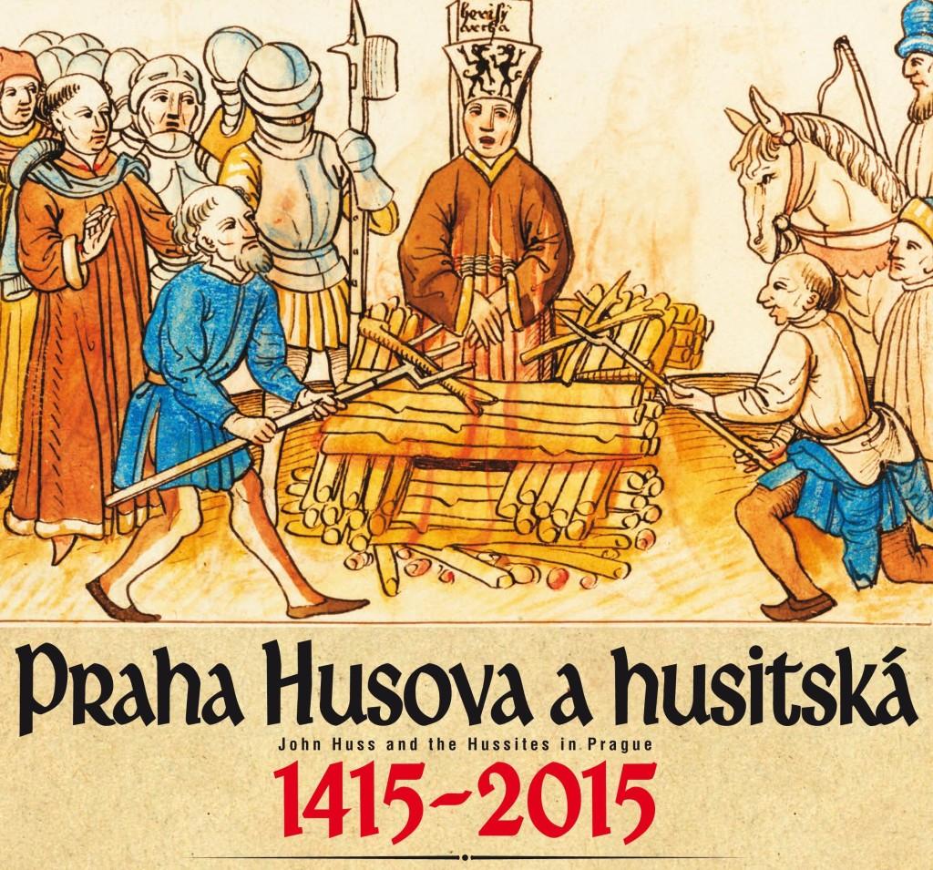 Výstava Praha Husova a husitská