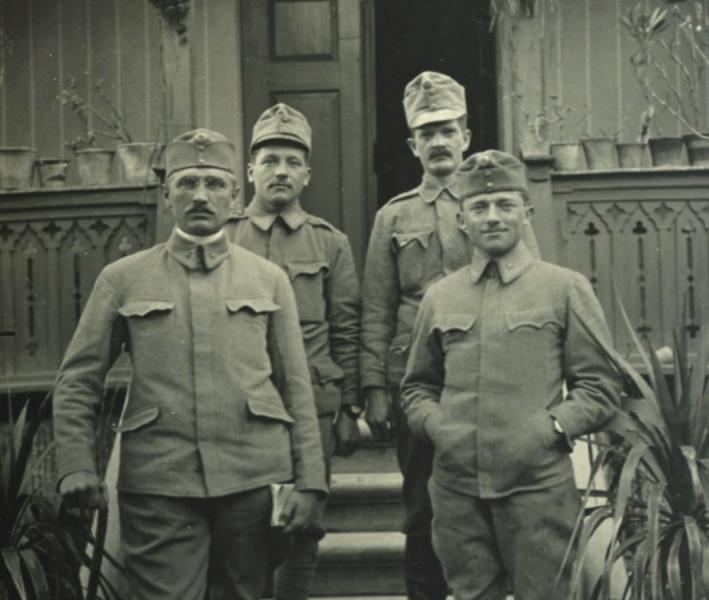 Sbírkové dny Europeana 1914–1918, foto Národní muzeum