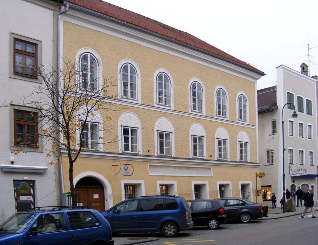 Hitlerův rodný dům