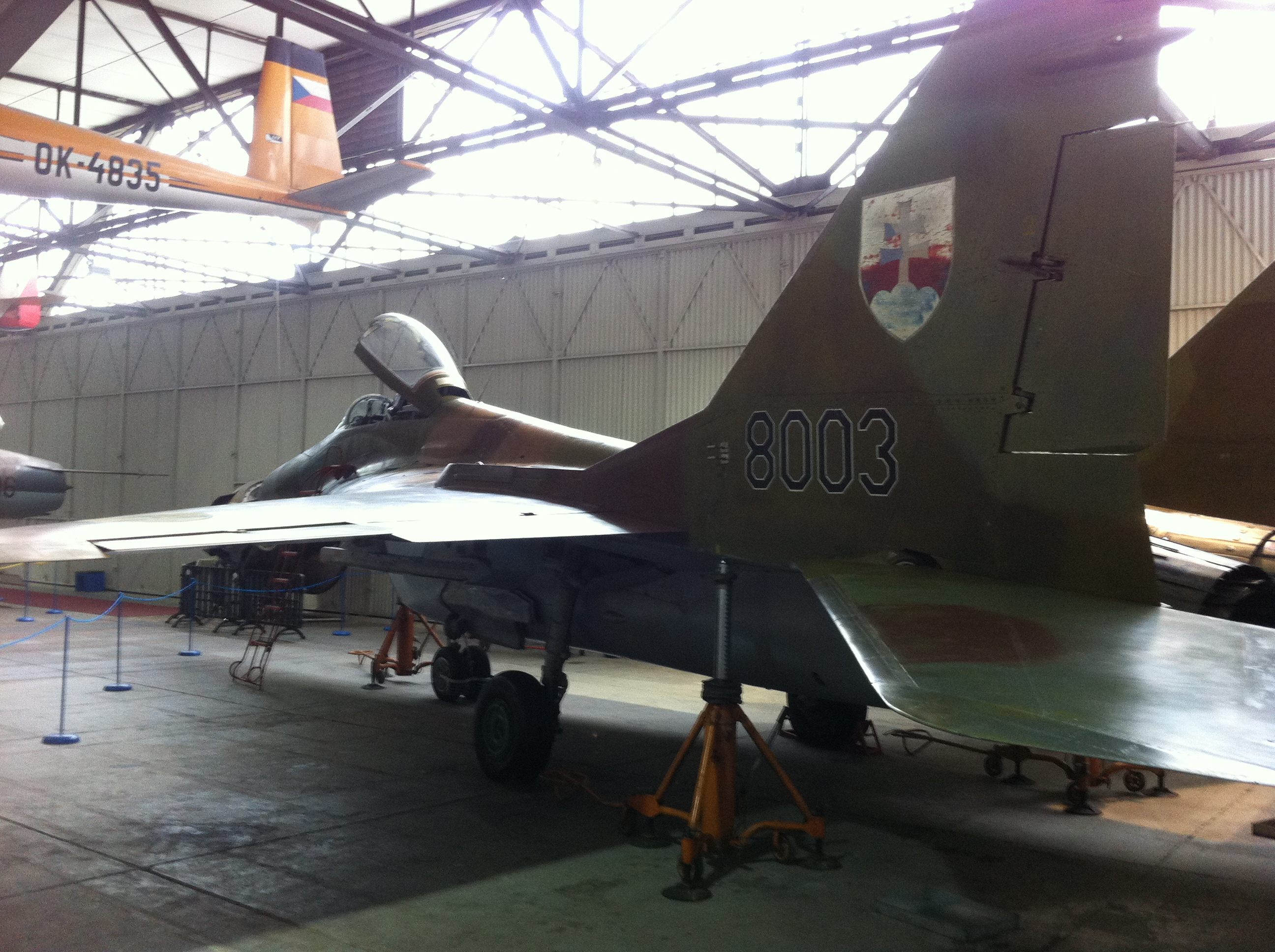 MiG-29 Kbely