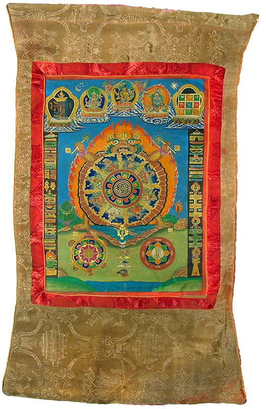 Obraz Tibet