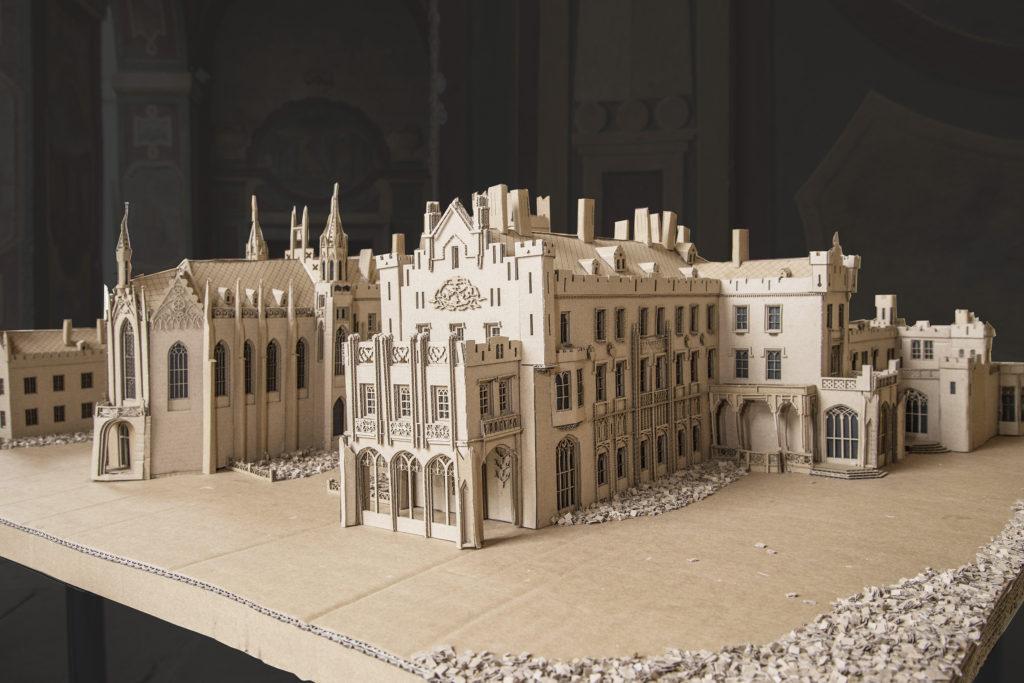 model zámku Lednice