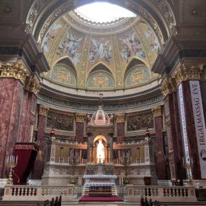Bazilika sv. Štěpána, Budapešť