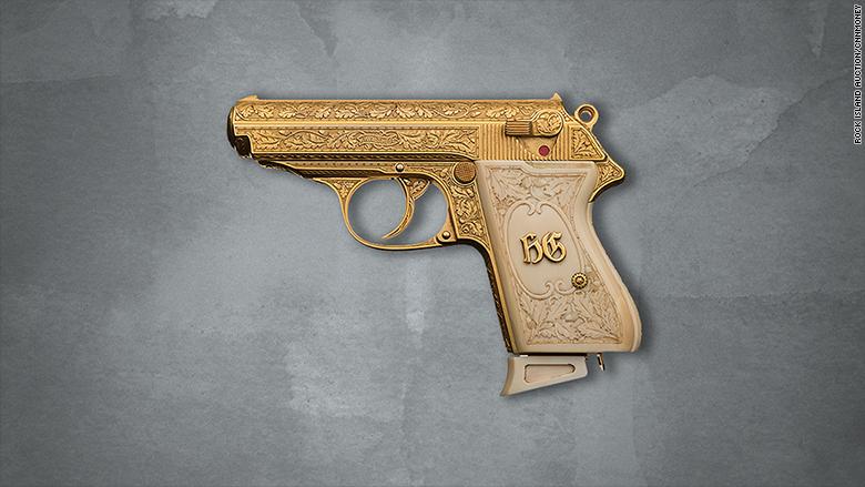 Göringova zlatá pistole
