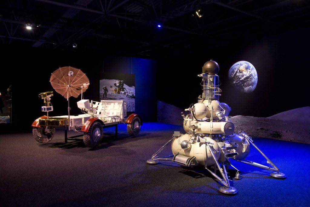 Lunar Rover, Luna 15