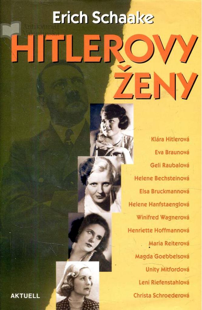 Kniha Hitlerovy ženy