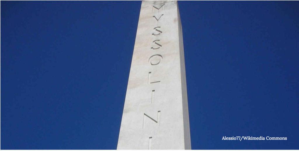 Obelisk v Římě
