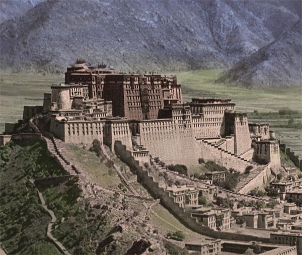 Tibet, střecha světa