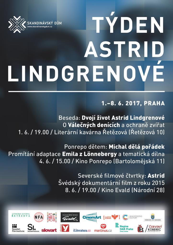 Týden Astrid Lindgrenové