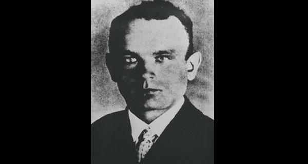 Franz Honiok, třiačtyřicetiletý svobodný farmář