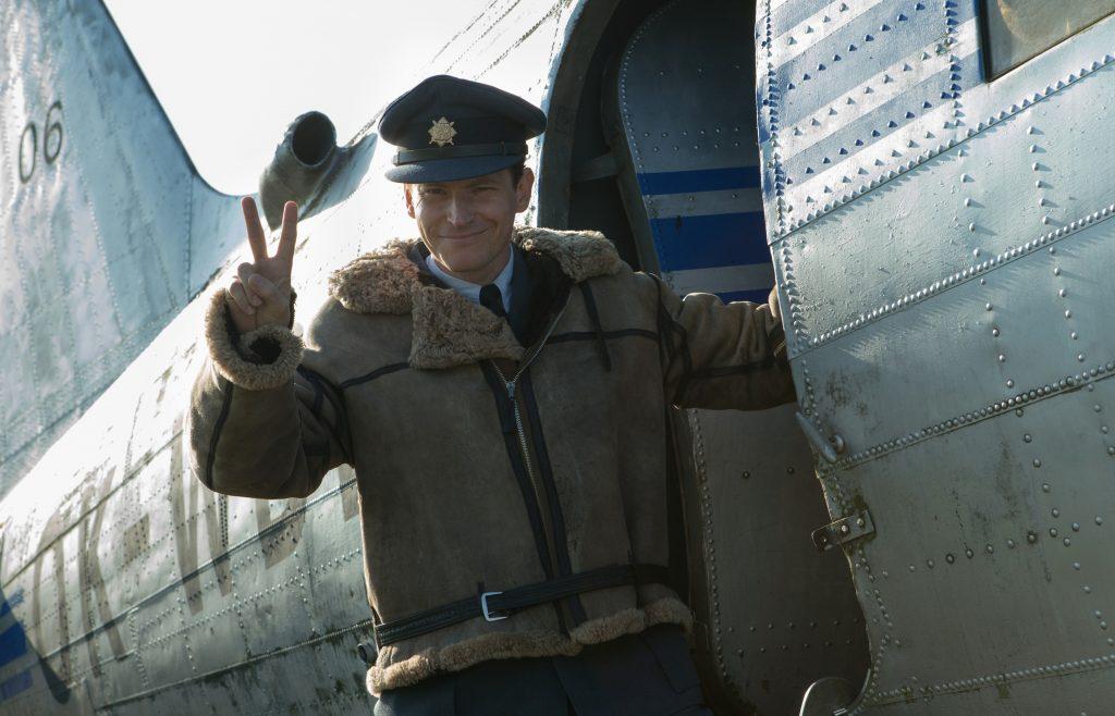 Balada o pilotovi, pořad natáčený Českou televizí.