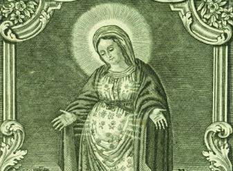 Výstava, Kouzlo svatých obrázků