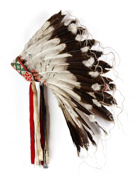 Indiánská čelenka
