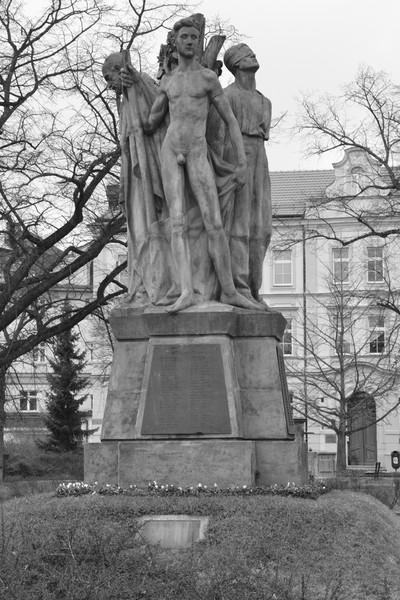 Pomník Obětem 1. světové války v Domažlicích