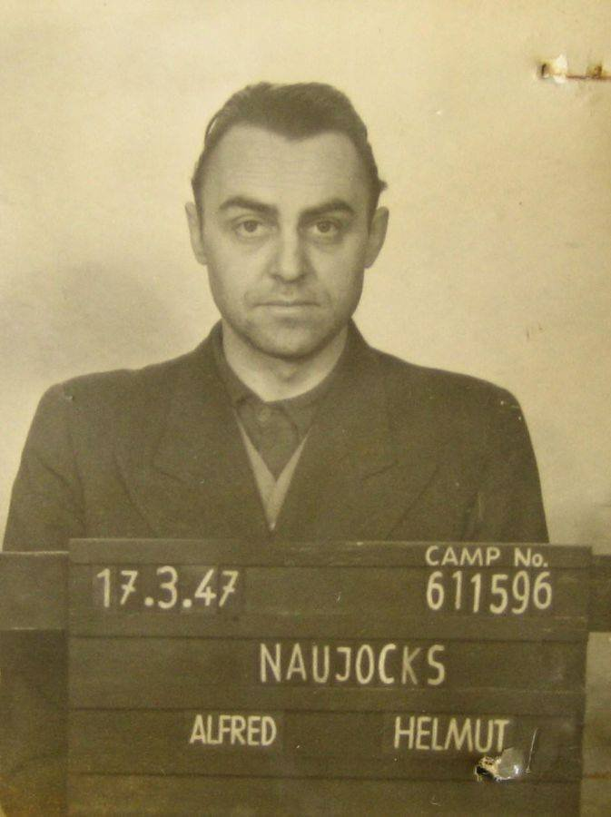 Alfred Naujocks